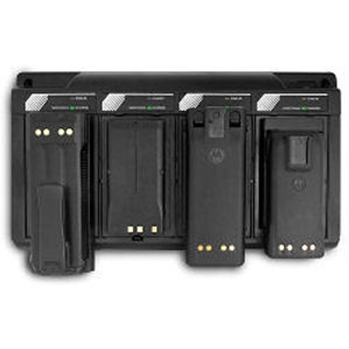 AdvanceTec 4-Slot Conditioning Charger For Datron Guardian Lithium Batteries