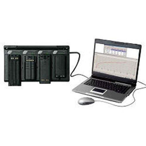 AdvanceTec 4-Slot Software Driven Monitoring System For Relm RPU3000 Batteries