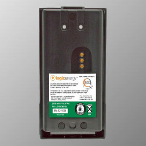 Harris P7230 Intrinsically Safe Battery - 2500mAh Ni-MH