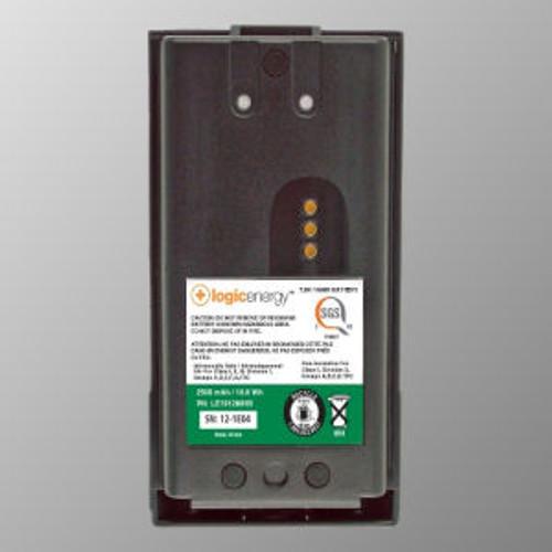 Harris Unity XG-100P Intrinsically Safe Battery - 2500mAh Ni-MH