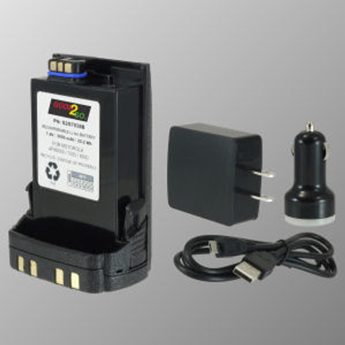 Good 2 Go Micro USB Motorola SRX2200 Battery - 2500mAh Li-Ion