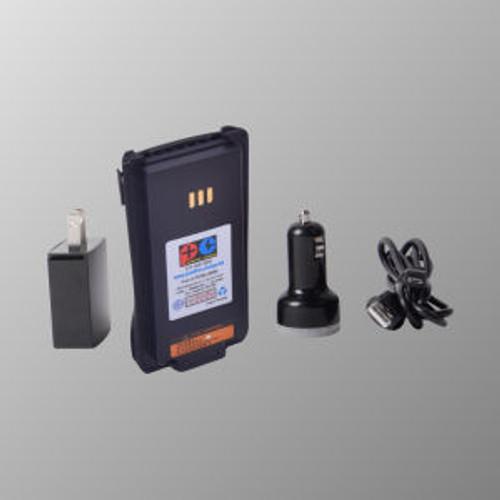 Good 2 Go Micro USB HYT / Hytera PD752 Battery - 2000mAh Li-Ion