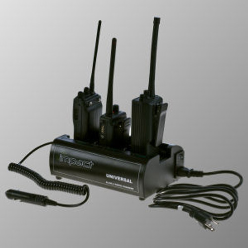 Datron Guardian 3-Slot Charger