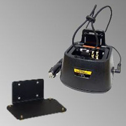 Harris XL-200P In-Vehicle 12V DC Single Bay Quad-Chem Drop-In Charger