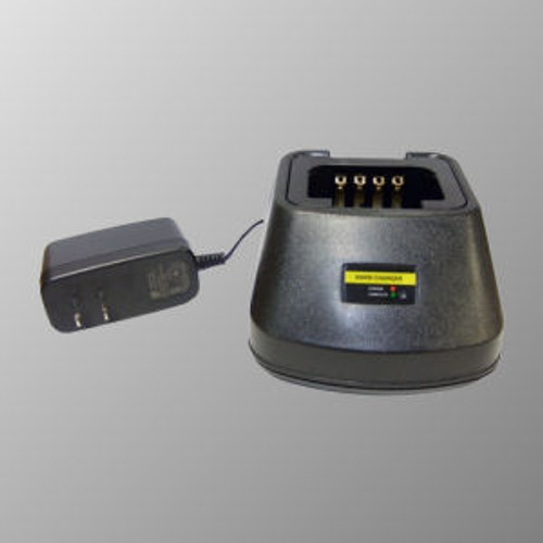 Maxon PL2245 Single Bay Desktop Quad-Chem Drop-In Charger