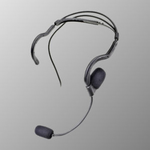 EF Johnson 5000 Series Tactical Noise Canceling Single Muff Headset