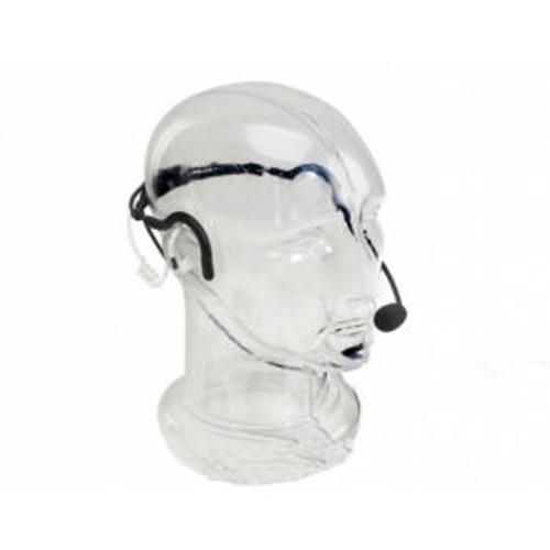 EF Johnson 5000 Series Tactical Noise Canceling Dual Acoustic Tube Headset