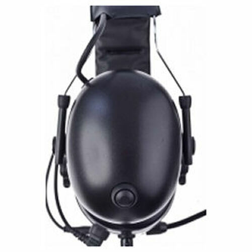 Harris P7170 Over The Head Double Muff Headset