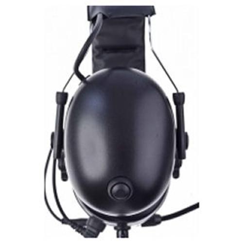 Harris P5370 Over The Head Double Muff Headset