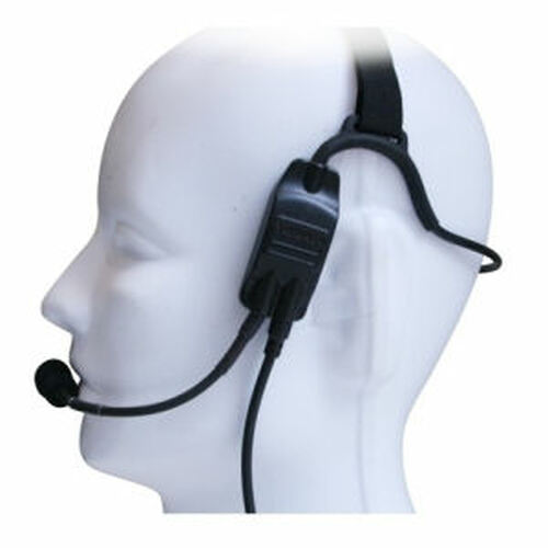Vertex Standard EVX-530 Temple Transducer Headset