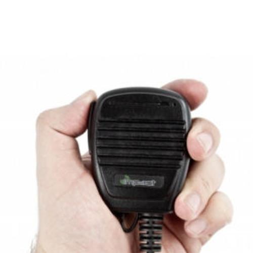 EF Johnson 51FIRE ES Medium Duty Remote Speaker Mic