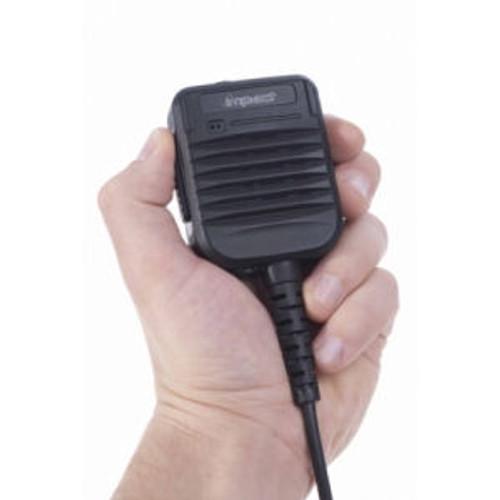 Harris SPD2000 Ruggedized IP67 Public Safety Speaker Mic.