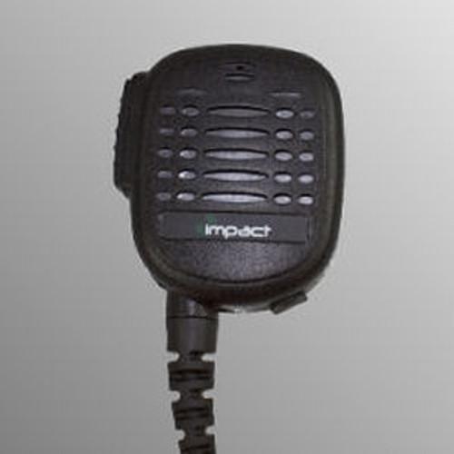 Motorola APX4000 Noise Canceling Speaker Mic.
