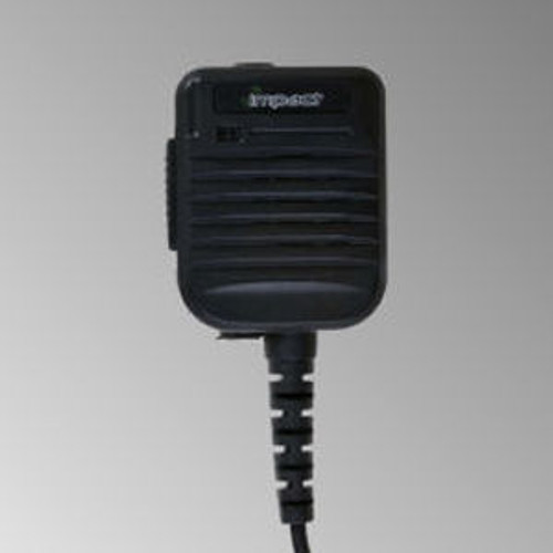 Motorola CLS1110 Ruggedized IP67 Public Safety Speaker Mic.