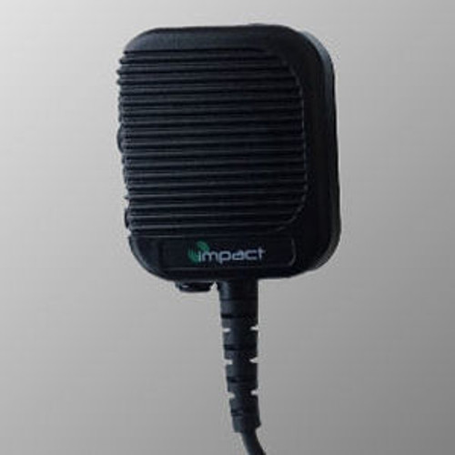 Motorola CLS1110 IP68, MIL-STD-810F Ruggedized/Submersible Speaker Mic.