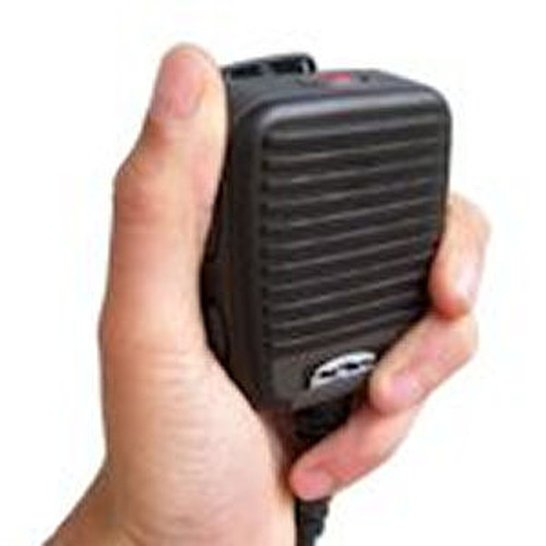 EF Johnson 5000 Series Noise Canceling Ruggedized Waterproof IP68 High Volume Speaker Mic