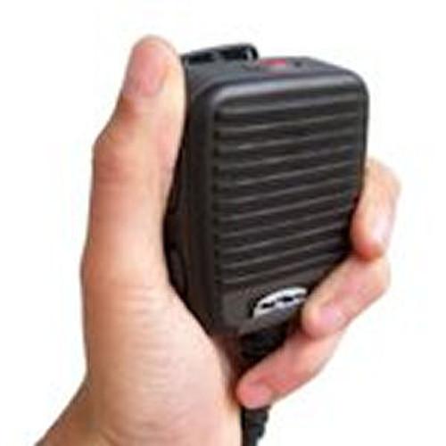 EF Johnson 5000 Noise Canceling Ruggedized Waterproof IP68 High Volume Speaker Mic