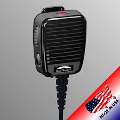 EF Johnson VP600 Federal Ruggedized Waterproof IP68 High Volume Speaker Mic