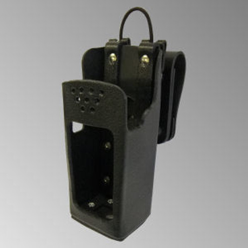 Harris XG-75P Leather Holster With Swivel Belt Loop