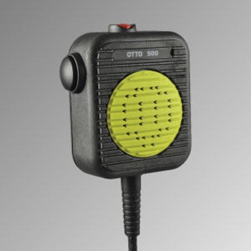 EF Johnson VP600 Federal Firefighting Speaker Mic