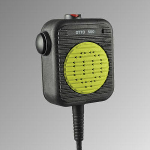 Harris P5570 Firefighting Speaker Mic