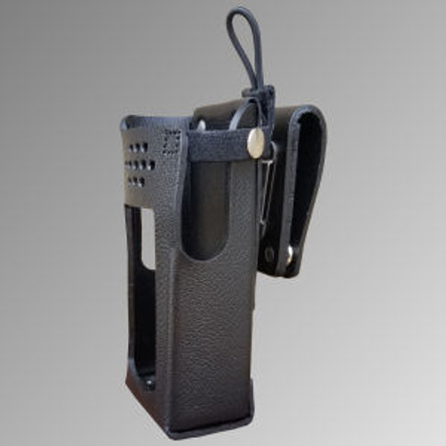 Harris XL-200P Leather Holster With Swivel Belt Loop
