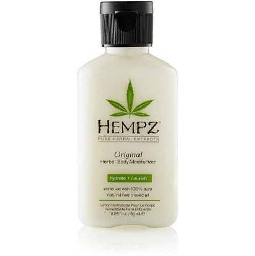 Hempz Original Herbal Body Moisturizer, 2.5 oz