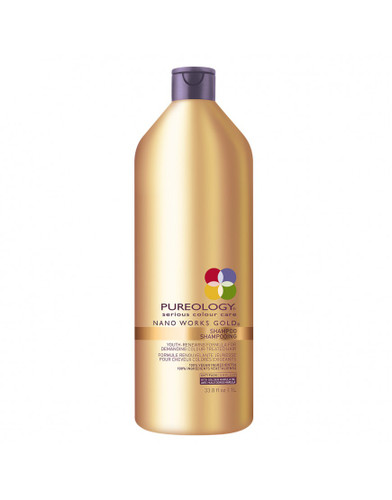 Pureology Nano Works Gold Conditioner, 33.8-oz