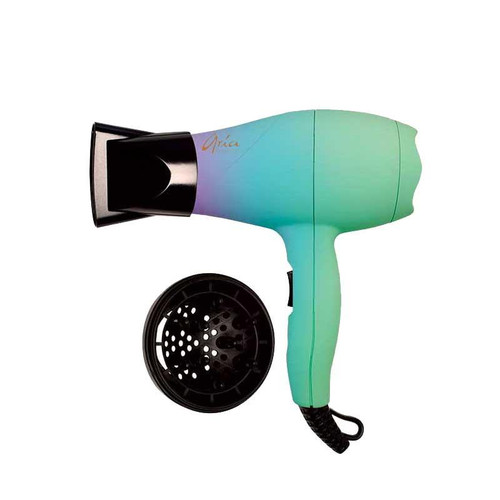 Aria Beauty Unicorn Mini Blow Dryer and Hair Diffuser