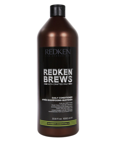 Redken Brews Daily Conditioner, 33.8oz