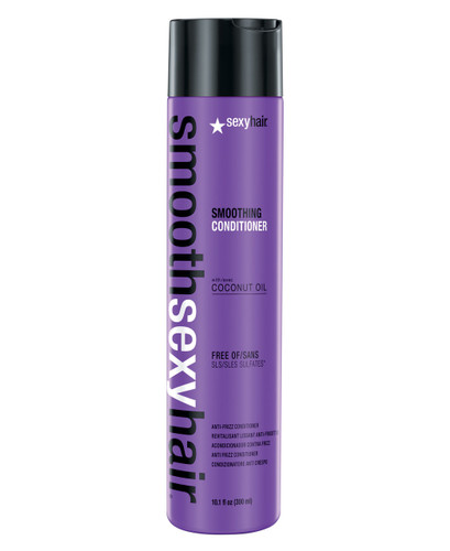 Smooth Sexy Hair Anti-Frizz Smoothing Conditioner, 10.1oz