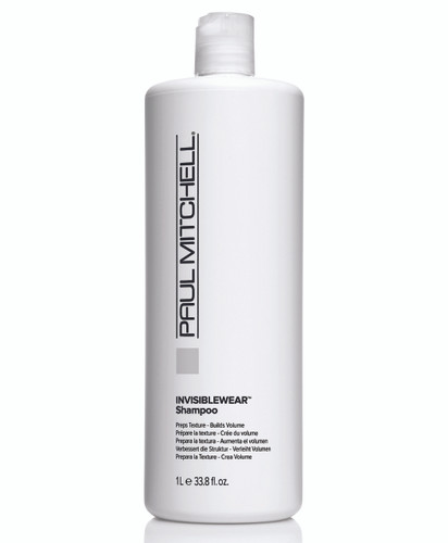Paul Mitchell INVISIBLEWEAR Shampoo, 33.8oz