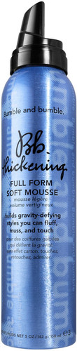 Bb.  Thickening Full Form Soft Mousse, 5oz