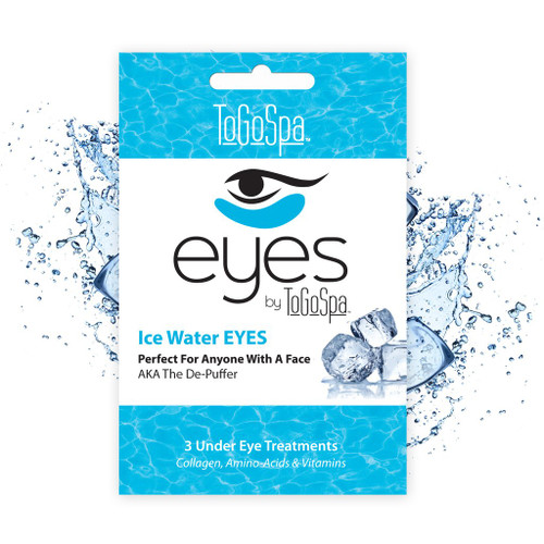 ToGoSpa Ice Water Eyes Collagen Gel Mask