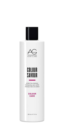 AG Hair Colour Savour Sulfate-Free Shampoo 10 oz