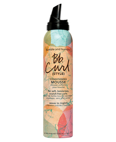Bb.   Curl Conditioning Mousse 5oz