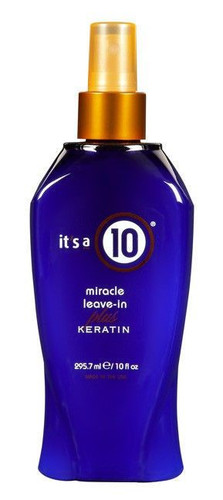 It's a 10 Miracle Leave-In Plus Keratin, 10-oz