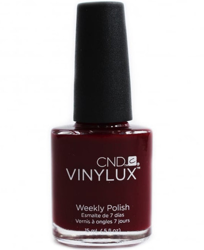 Creative Nail Design Vinylux Bloodline Nail Polish