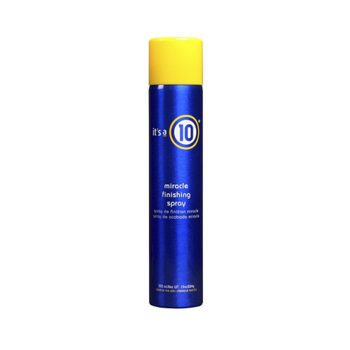 It's a 10 Miracle Finishing Spray, 10-oz