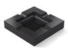 Porcelain - Super Black (Polished), Black 2132-10: