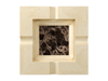 Marble - Dark Emperador (Polished), Maple - Clear Finish: