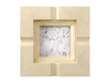 Marble - Statuarietto (Polished), Maple - Clear Finish:
