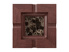 Marble - Dark Emperador (Polished), Cherry - Gunstock Walnut W247: