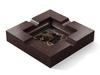 Marble - Dark Emperador (Polished), Oak - Gunstock Walnut W247: