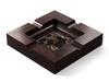 Marble - Dark Emperador (Polished), Walnut - Gunstock Walnut W247: