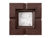 Marble - Statuarietto (Polished), Oak - Gunstock Walnut W247: