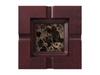Marble - Dark Emperador (Polished), Mahogany - Red Cherry 262: