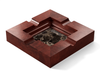 Marble - Dark Emperador (Polished), Maple - Red Cherry 262: