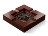 Marble - Dark Emperador (Polished), Oak - Red Cherry 262: