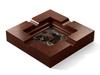 Marble - Dark Emperador (Polished), Walnut - Red Cherry 262: